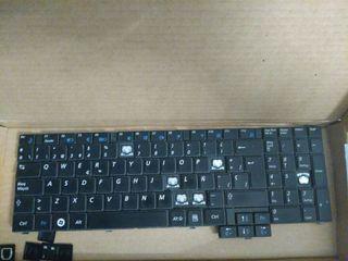teclas teclado portatil