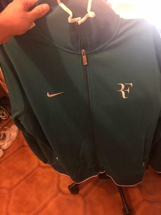 Chaqueta 49 Tenis Por Mano Roland Segunda Nike De Federer Garros WHbDIY92eE