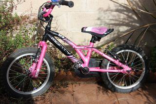 """bicicleta Monty 16 """""""