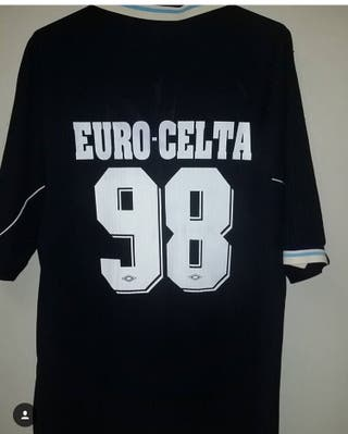 Camiseta del Eurocelta 98 del Celta De Vigo