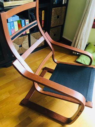 Estructura de sillón Poang Ikea