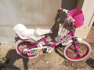 Super oferta bicicleta infantil