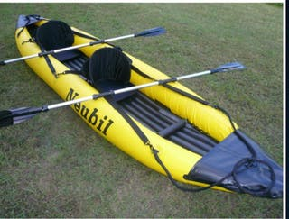 Kayak canoa inflable hinchable