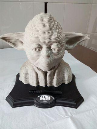 Puzzle Yoda.