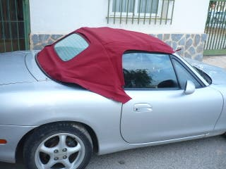 Capota de lona de Mazda Mx5 Modelo NA,NB