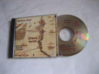 cd Burhan Öçal Orient Secret música de Turquía