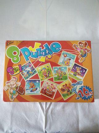 Puzzle infantil.