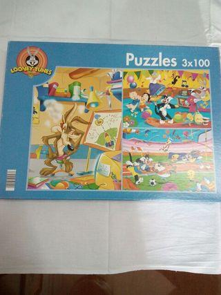Puzzle Looney Tunes