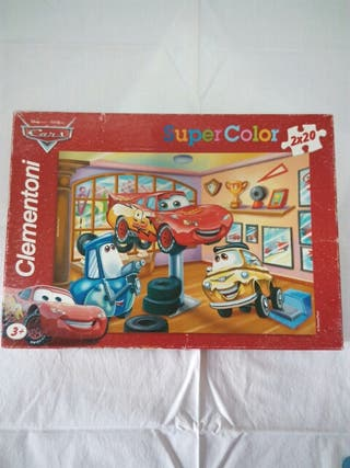 Puzzle Rayo McQueen