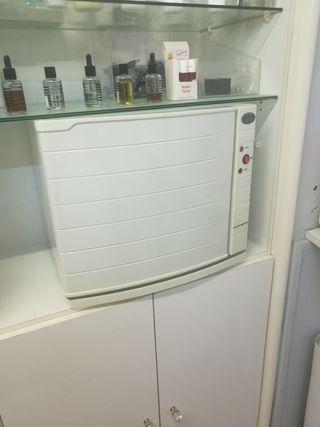 calienta toallas para estetica/chauffe serviette