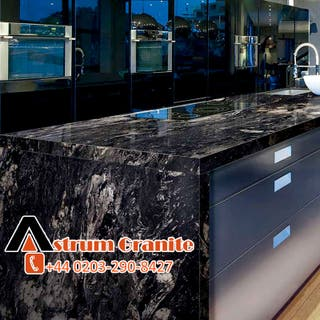 Best and Affordable Black Granite Worktops X 4