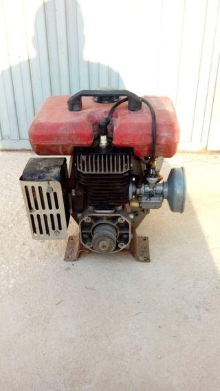 Motor de hormigonera a gasolina