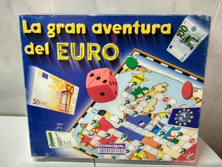 Juego La gran aventura del euro