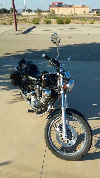 Yamaha virago 250 92