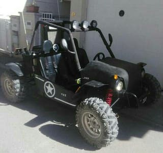 buggy king road 650
