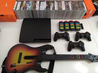 Oferta mega pack PS3 (negociable)