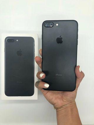 iPhone 7 Plus 128g negro mate