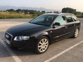 Audi A4 2.0 TDI, S-Line, Quattro familiar