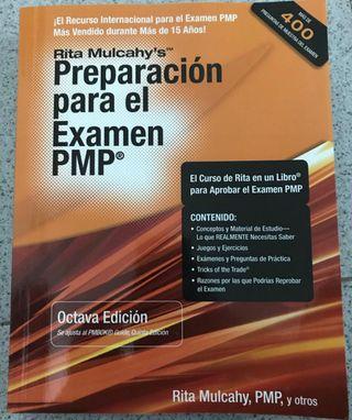 Libro preparación PMP- Rita Mulcahy