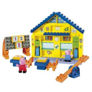 Escuela de construcción Pepa pig