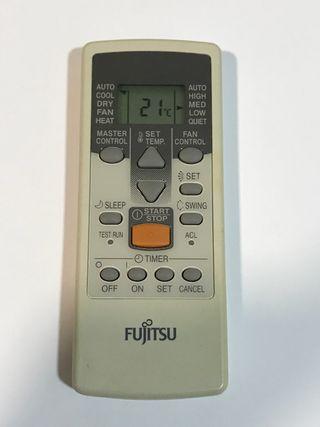 Mando para aire acondicionado Fujitsu