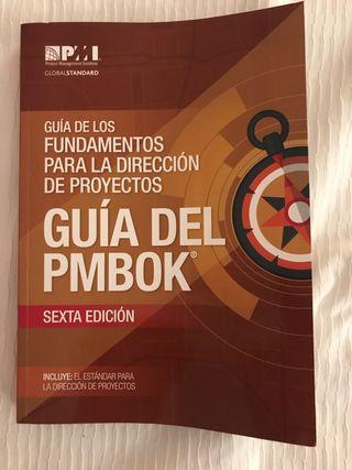 Guía del Pmbok - sexta edición español
