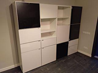 Mueble de almacenaje Ikea estantería blanca