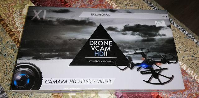 Drone con cámara video