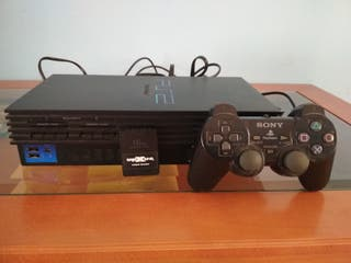 Play Station 2 Modelo SCPH-39004