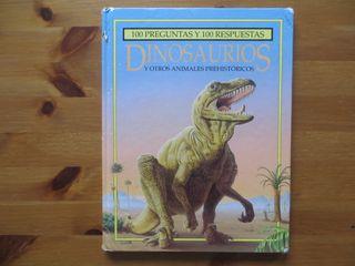 100 preguntas y 100 respuestas dinosaurios y otros