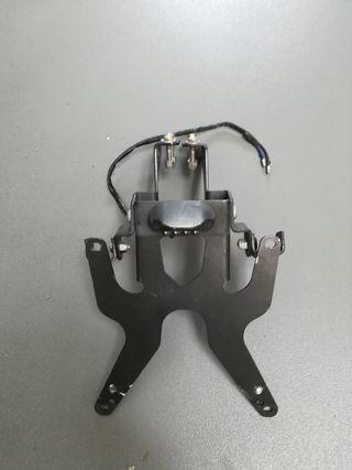 Porta matricula Yamaha FZ1