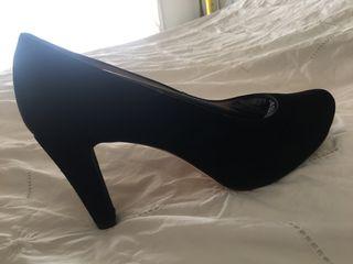 Zapatos unisa NUMAR BLACK 38