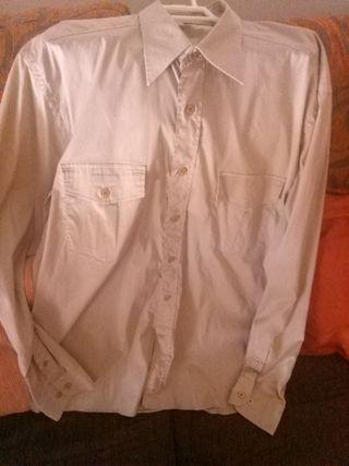 camisa chico juvenil Maximo Dutti