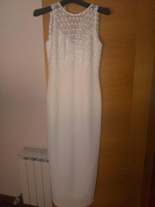 vestido de novia e informal y ponible