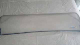 SAFETY 1st barrera de cama abatible y plegable