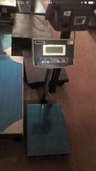 balanza bascula plataforma 100kg