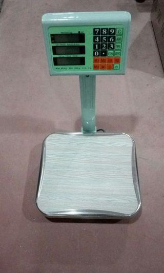 balanza torre anti humedad 60kg