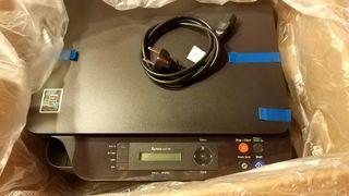 Impresora WiFi NFC laser multifunción negro
