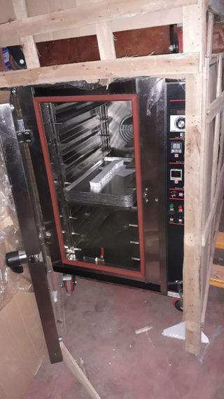 horno industrial 8 bandejas electricos