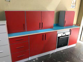 Mueble de cocina de segunda mano en la provincia de asturias en wallapop - Muebles de cocina asturias ...
