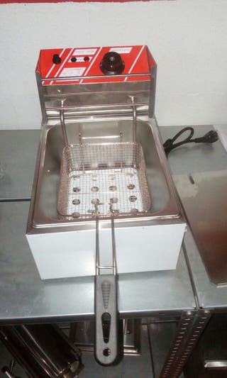 freidora industrial 6l eléctrica nueva