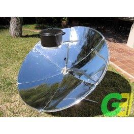 Cocina Solar Parabólica Ico-SUN2 150