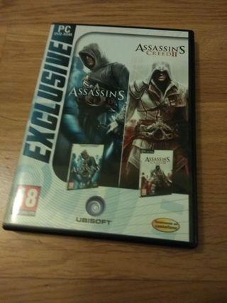 Assassins Creed 1y 2