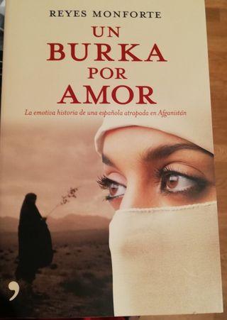 Un burka por amor de Reyes Monforte