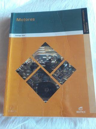 Libro de primero de mecánica seminuevo!!!