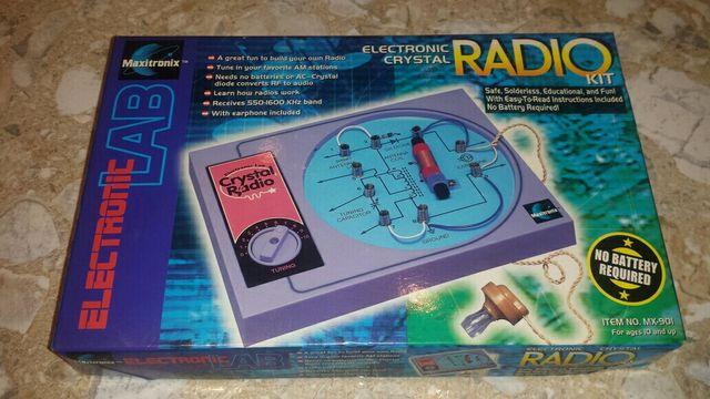 RADIO DE CRISTAL CEBEKIT MX-901