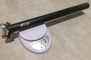Tija sillín BBB 30,8x375mm