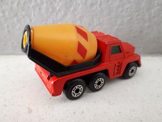 Camion Hormigonera de Matchbox