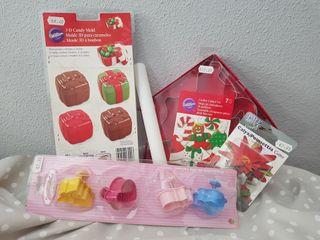 Pack Pastelería Creativa Navidad