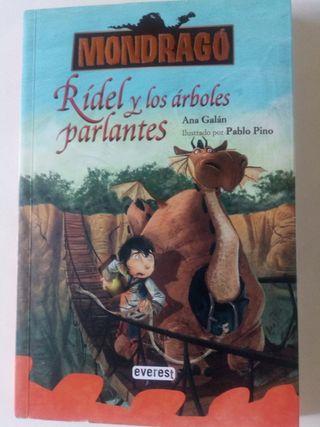 RIDEL Y LOS ARBOLES PARLANTES